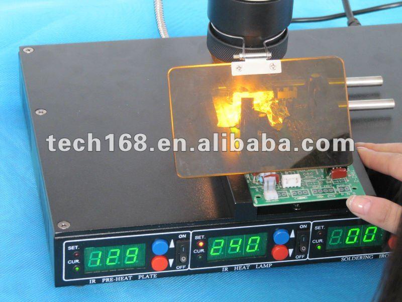 Infrared Rework Station t 862 Puhui t 862 Bga Rework