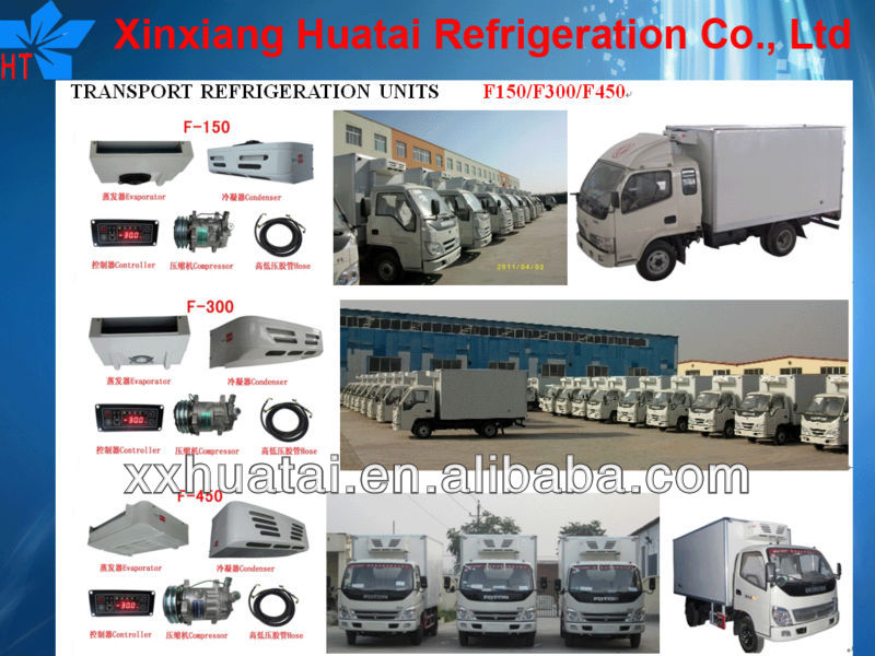 Refrigeration Units for refrigerated truck