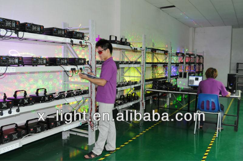 5W RGB full color Animation analog modulation dj laser