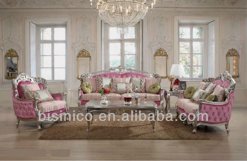 Luxury Living Room Furniture Ornate European Royal Style Sofa Sets View Ele
