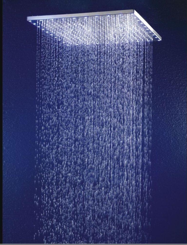 Waterfall Led Shower Head View Led Shower Head K J
