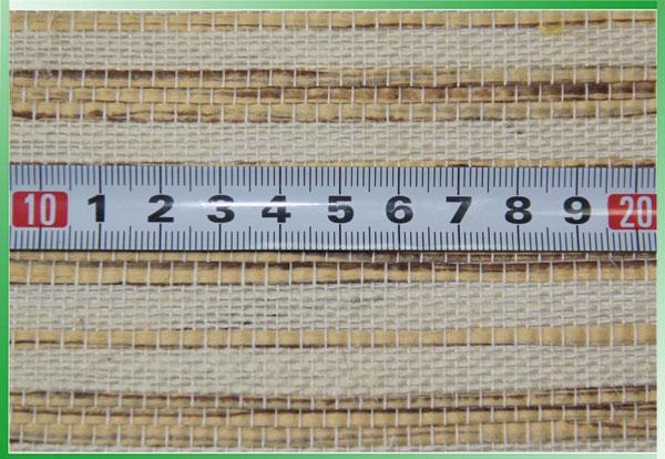 2015 Raffia Paper and Cotton Line Cheap Curtain Fabrics