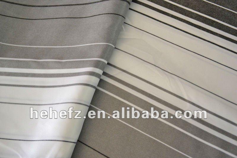 Stripe Bedding Sheet Fabric