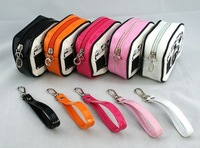 Монетницаs shipping! Korea Fashion Retro camera bag with many uses, 7 colors canvas camera bag, coin purses, storage bag