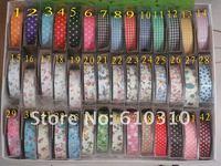 DIY бюро клей Японии набивные ткани ленты/хлопок печатных точки цветочные проверить tapeeach ролл в окно ПВХ