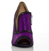 Women's Sparkling Glitter Latin/Ballroom Dance Performance Shoes