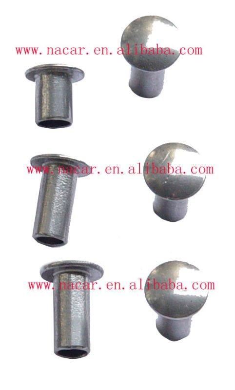 Brake Pad Rivets : Brake lining rivet for truck and trailer buy