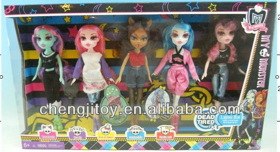 2012 new fashion Monster high doll CJ-0533075