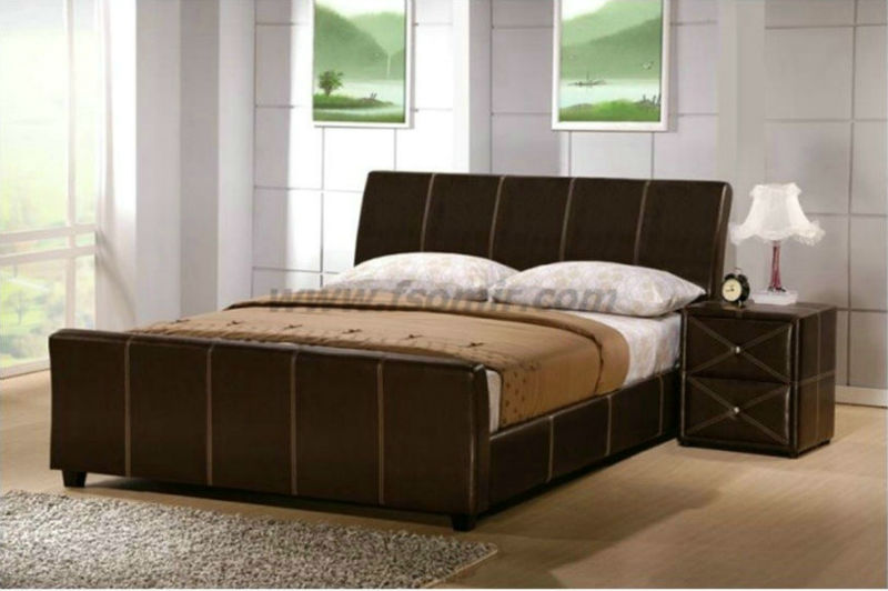 Double bed designs latest home design - Bed desine double bed ...