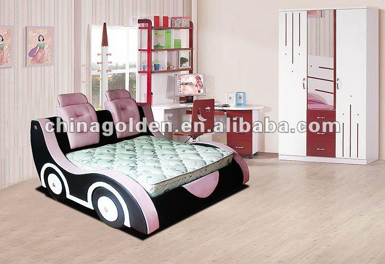 Camas dobles para nios de alta calidad de la cama del nio for Camas dobles para ninos baratas