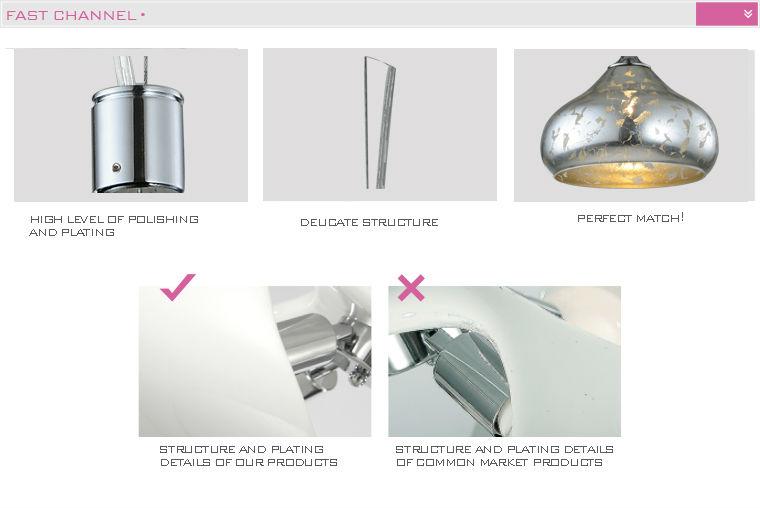 modern pendant light&house lamps