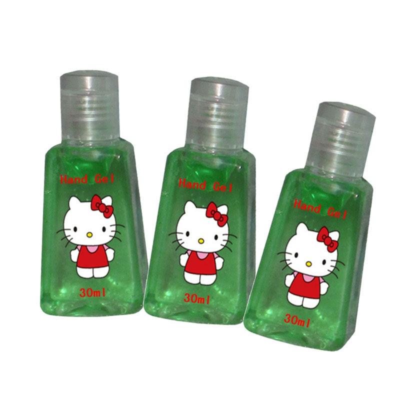 15ml antibacterial waterless hand sanitizer gel