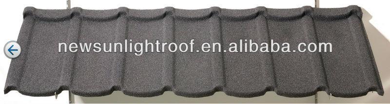 fiberglass asphalt roofing shingles /flexible roofing material /rainbow roofing tile