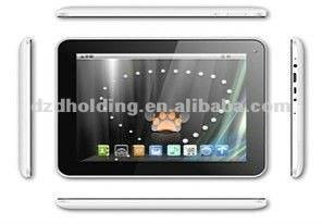 "8"" capacity 4.2 android 3g tablet pc"
