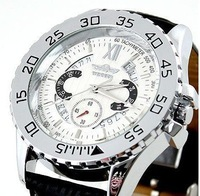 Наручные часы Automatic Mechanical watch Triangle Skeleton Military Army Men Watch Drop Ship