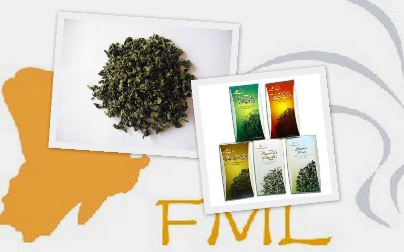 Organic Oolong Tea Tie Guan Yin