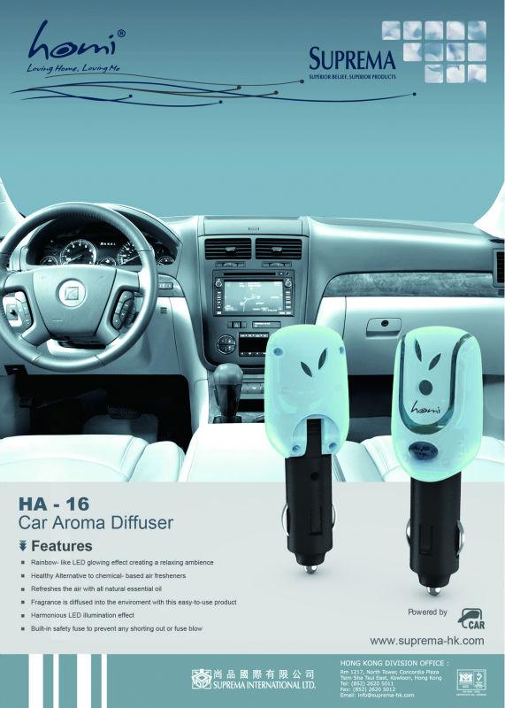 HA16 Car Aroma Diffuser