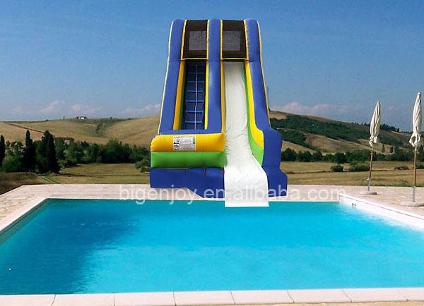 Glijbaan zwembad kopen