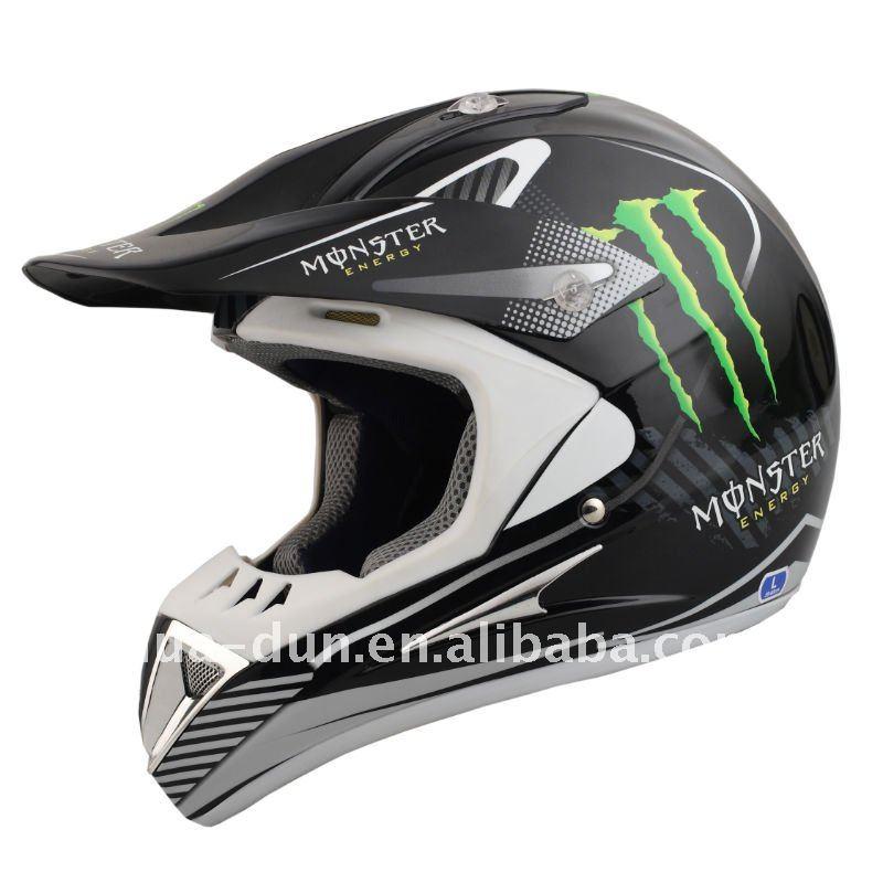 Huadun Dirtbike Motorcycle Helmet motor bike racing helmet HD-802