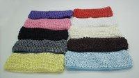 Аксессуары для мальчиков elastic crochet baby headband