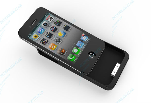 Cell phone accessories of wireless charging for iphone 4