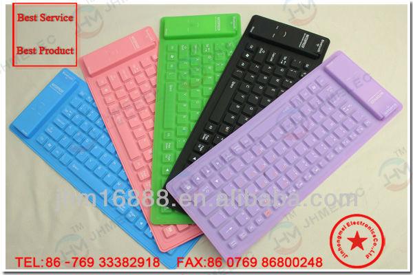 84 keys bluetooth wireless keyboard