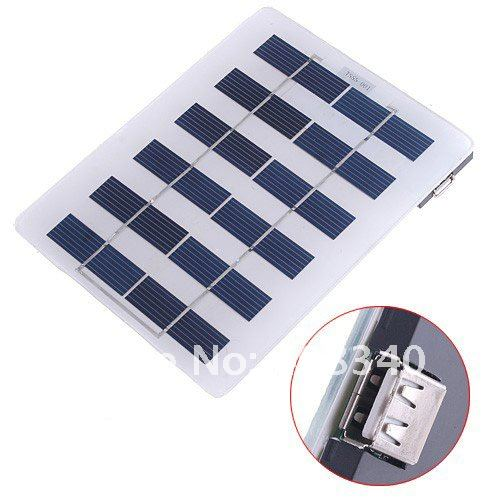 2.5watt Solar Panel Charger for Mobile Phones+Portable Solar Charger for Traveling&Outdoor Use+Safe&Convenient Free Shipping