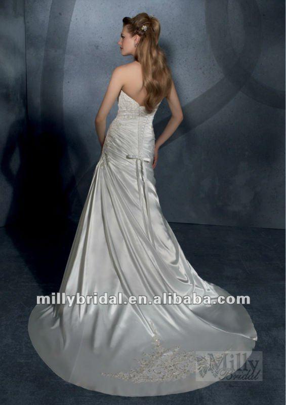 Designer brand wedding dresses BDD084