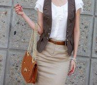 2155 # 2012 new women's summer chiffon shirt short-sleeved shirt