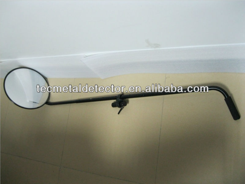 Shatterproof Under Vehicle Search Mirror TEC-V3 with LED Torch
