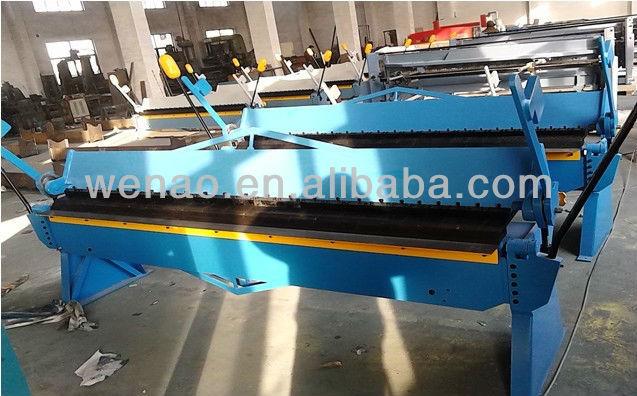 Hand bending machine (WH06-2.5*4000)