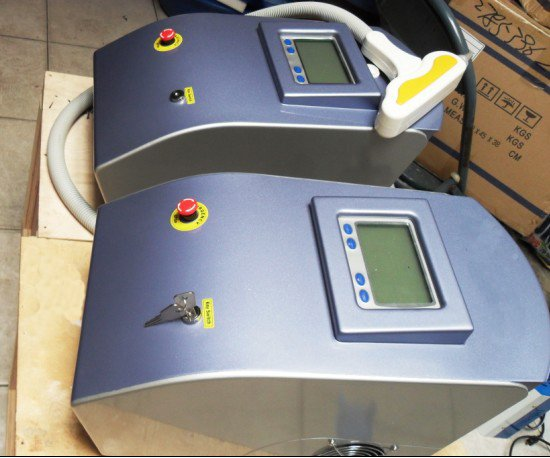 Laser tattoo removal E-light Ipl+RF Ares-V6+