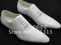 Мужские оксфорды 2012 new! famous brand newest men's shoes wedding shoes party shoes europe size39-44