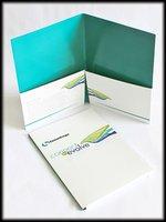 Упаковочная коробка offic folder