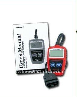 Autel maxiscan ms300 инструкция на русском