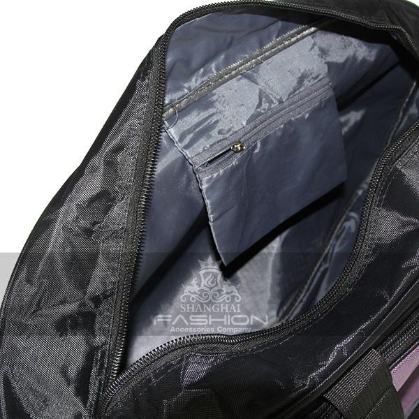 Shoulder Bag Lady 2014 Handbag Quality Vintage Nylon Handbags Travel Duffel Bag for women Lilac colour