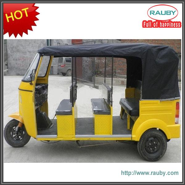 200cc three wheel passenger car/bajaj passenger tricycle