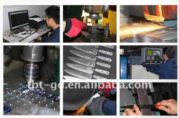 Damascus Steel VG-10 kitchen Knife