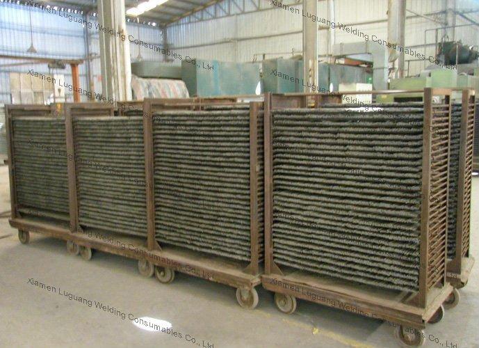 Welding electrode AWS E7015 (J507)