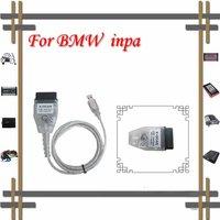 Оборудование для диагностики авто и мото gift of the 20pin Connector! For BMW INPA K+DCAN