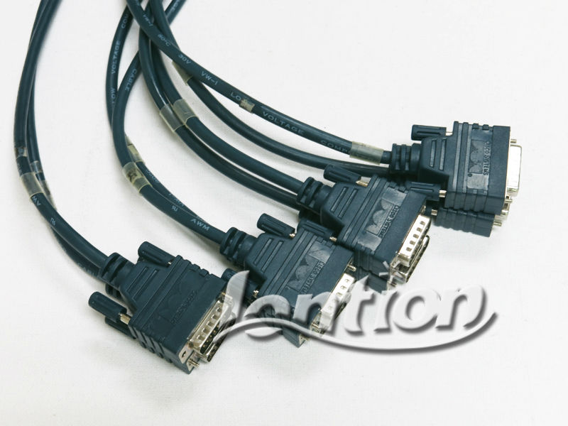 10FT Cisco Compatible Cable CAB-OCT-X21MT works with cisco router modules