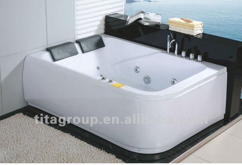 Carr baignoire pour 2 personnes baignoire bains th rapeutiques id de p - Baignoire 2 personnes ...