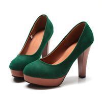 Туфли на высоком каблуке drop SCX02480