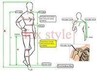 Женский комбинезон Fox Style catsuits RG-CW071