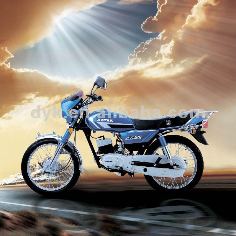 2014 China Cheap AX100 Street Bike 100cc Motorcycle