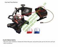 Оборудование термо приклеивания CE Approved 5 in 1 combo heat press machine PJ-C005