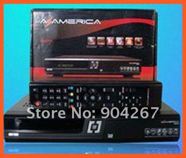 Original Az america S900HD Decoder DVB-S2 AZBOX S900 HD TV digital satellite receiver (Nagra3)Black in stock Support upgrade