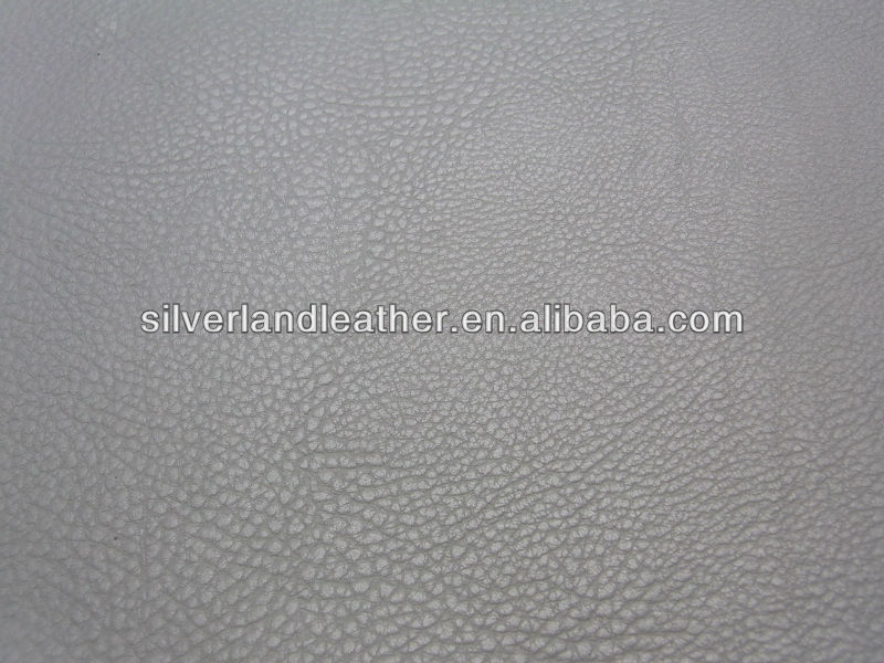 Lichee PVC leather for shoes