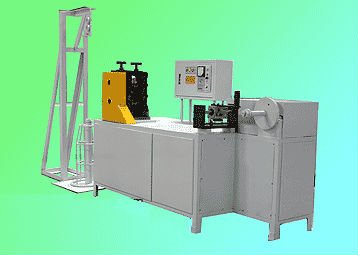 Wire flattening machine-YBJ