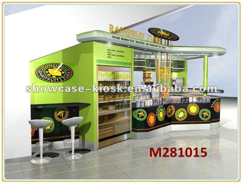 Outdoor food kiosk design indoor kiosk food booth design for Indoor food kiosk design